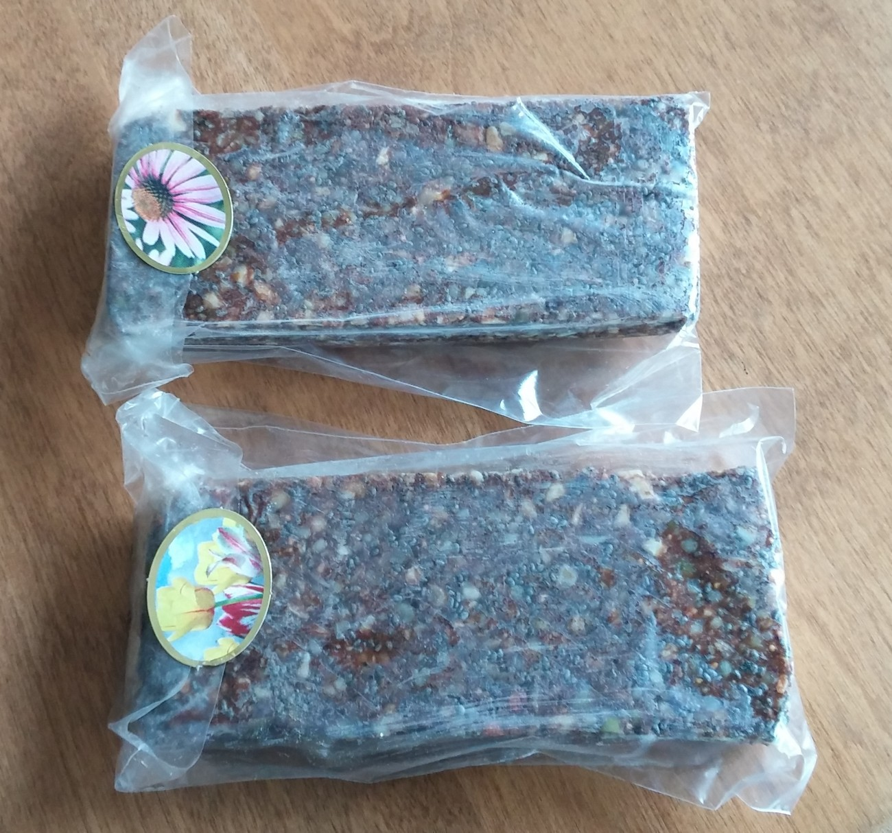indiv energy bars